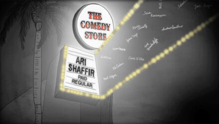 Ari Shaffir - Paid Regular