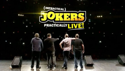 Impractical Jokers - Practically Live