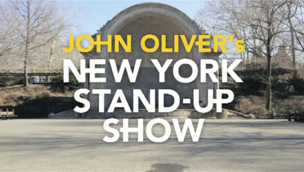 John Oliver's New York Stand-Up Show - Season 1