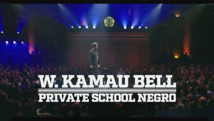 W. Kamua Bell - Private School Negro